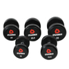 High Quality Round Head Pubber Dumbbell DB-R-303 -Vigor