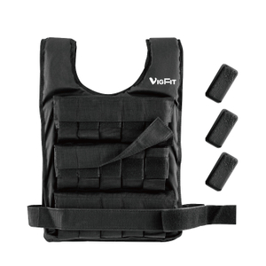 Professional Gym Fitness Equipment Adjustable Weight Vest WV-C-007 -Vigor
