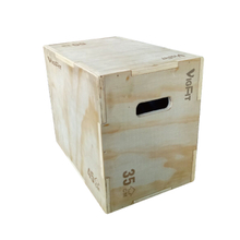 High Quality Kids Plyometric Box PBX-W-003K -Vigor