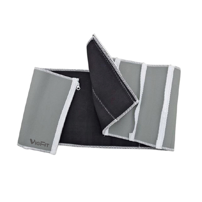 Trusted Gray Comfotable Slimming Belt CA-102 -Vigor