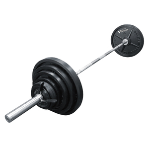 China Professional 140kg Olympic Barbell Set Vigor - BBS-140-003