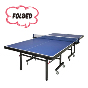 China Folding Table Tennis Table Great for Home Game Room Table Tennis TT-001 -Vigor