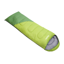 Travel Polyester Fabric Envelope Lightweight Single Cotton Sleeping Bag SL-001 -Vigor