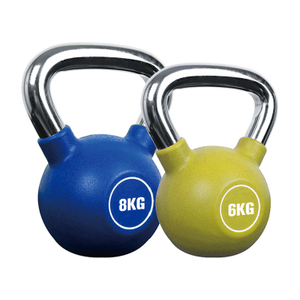 China Discount Sports PU Kettlebells Vigor - KB-P-002