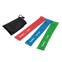 3 levels aerobic band set